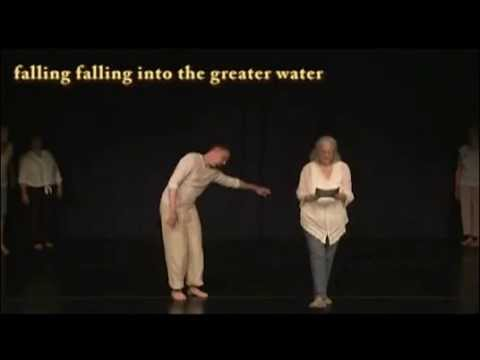 Dance Poetry: To Die of Joy in the River by Nina Serrano and Dance Generators