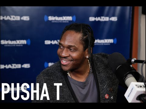 Pusha T Breaks Down Lyrics & Freestyles Live on Sway in the Morning