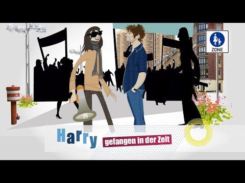 Learn German (A1-B1) | HARRY – Gefangen In Der Zeit | Episode 40