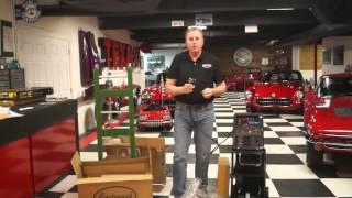 Eastwood MIG 175 Welder & Eastwood  Versa-Cut 60 Plama Cutter Set Up