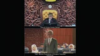 Langsung : Persidangan Dewan Rakyat 21 November 2019 L Sesi Petang