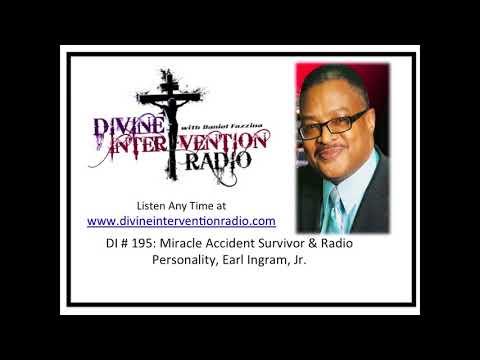 Miracle Accident Survivor & Radio Personality, Earl Ingram Jr