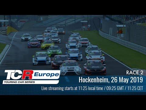 2019 Hockenheim, TCR Europe Round 4 in full