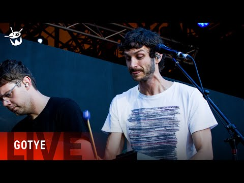 Gotye live at triple j's Beat The Drum