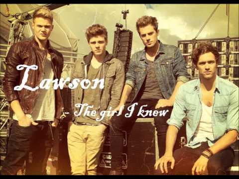 Lawson - The Girl I Knew (audio And Lyrics)