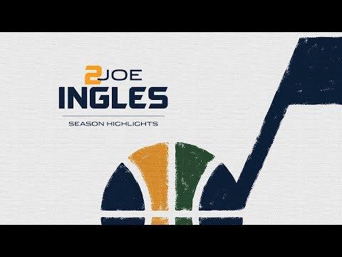 Joe Ingles End of Season Highlights 17-18