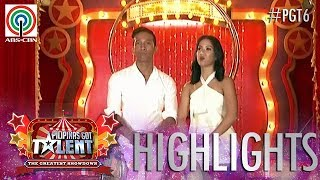 PGT The Greatest Showdown Highlights 2018: Julius and Rhea Journey