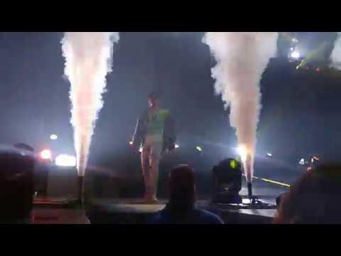 Bad Bunny - Te Bote Remix Live @ The Agganis Arena