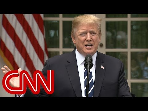 Trump: I don't do cover-ups