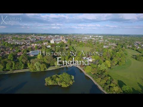 Historic St Albans 4K