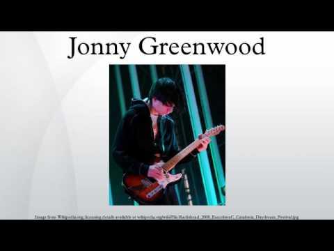 Jonny Greenwood
