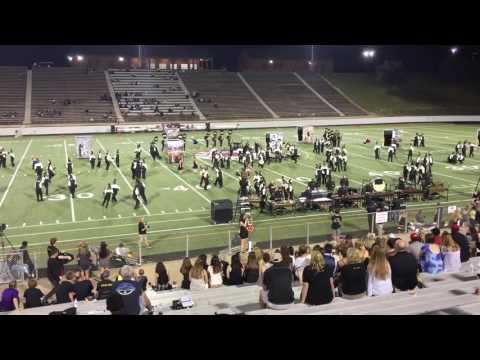 Tyler Junior College Apache Band 2016 90th Anniversary Halftime Show