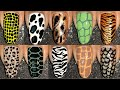 Easy to do animal print Nail Art Designs Compilation 2021   animal Nail Art Designs Compilation 2021