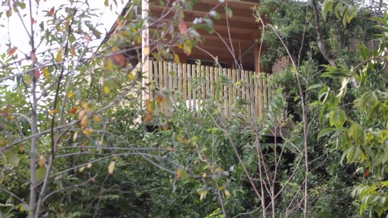 Cabanas do barranco caba as de madera entre rboles - Cabanas de madera en arboles ...