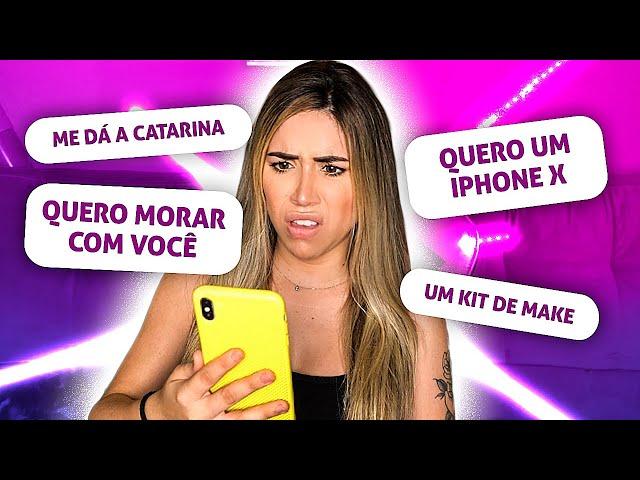 REALIZANDO DESEJOS DE FÃS!