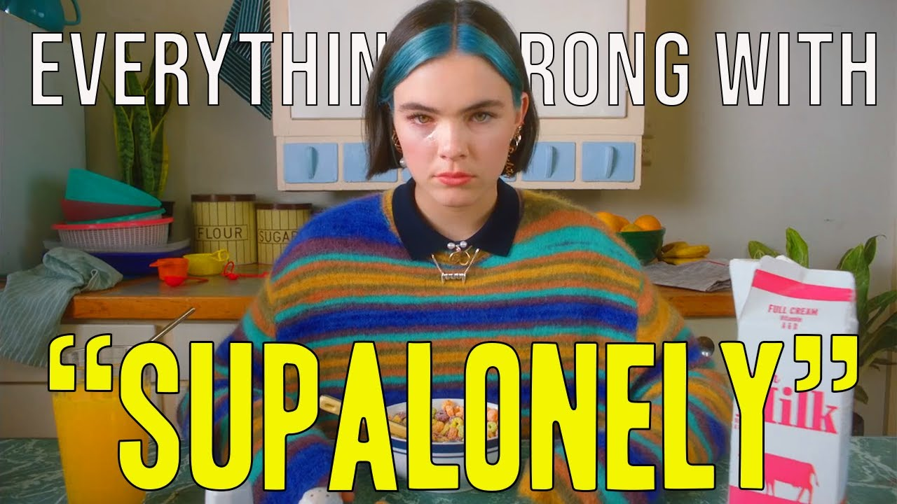"Everything Wrong With BENEE ft. Gus Dapperton - ""Supalonely"""