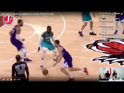 JapHK LIVE! 20191202 Alley Oops(下) 「攻防精華片段 / NBA戰術分享 」