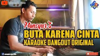 Buta Karena Cinta - Dangdut Karaoke - Korg Pa700