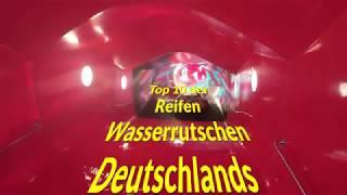 Top 10 der coolsten Reifen Rutschen Deutschlands