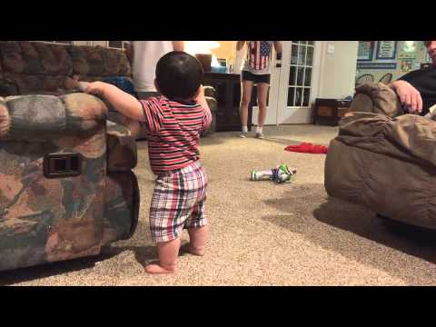 Luka 2015 Learning to Crawl and Walk