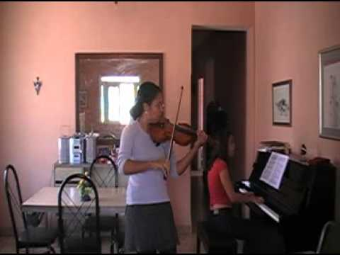 Jacobs School of Music Audition Video #2