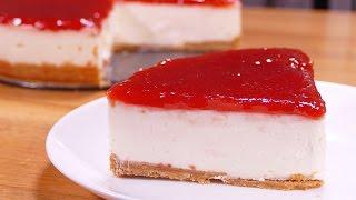 la tarta de queso más fácil y rica de hacer del mundo