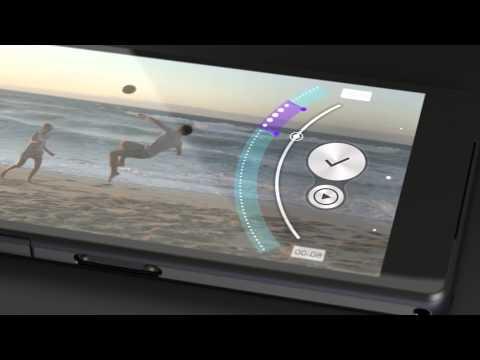 Sony Xperia Z2 - Product beauty