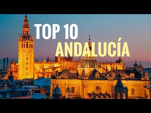 TOP 10 ANDALUCIA | QUE VER EN ANDALUCIA