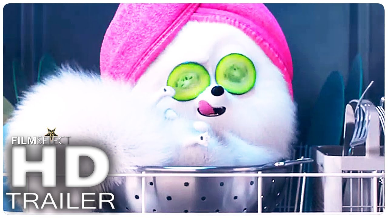 Download THE SECRET LIFE OF PETS 2: All NEW Trailers (2019)