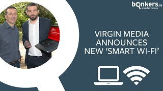 Virgin Media announces new 'Smart Wi-Fi'