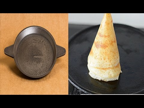 How to Clean or Season Cast Iron Dosa Pan(Tawa) and How to Prepare Crispy Dosa on Cast Iron Pan/Tawa