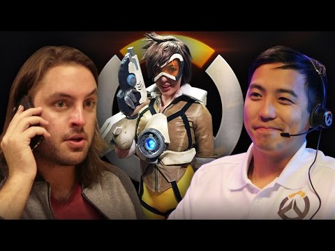 OVERWATCH IN REAL LIFE! (Ft. Jimmy Wong)