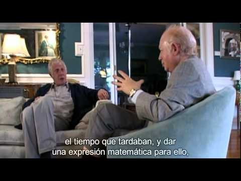 The Atheism Tapes: Steven Weinberg  (subtitulado) 1/2