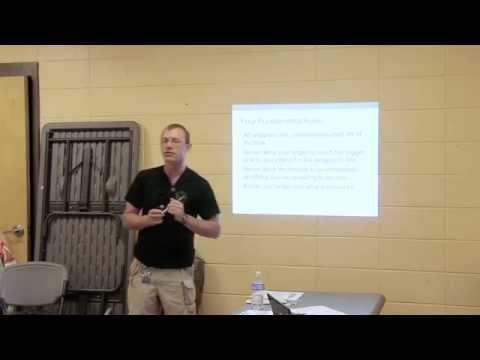 Gun Safety, Storage, and Georgia Firearm Law, Part 1