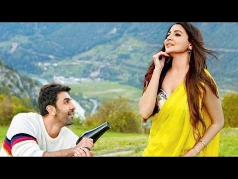 Ranbir & Anushka's Picture From 'Ae Dil...