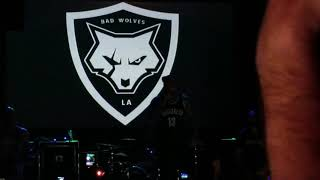 "Bad Wolves, ""Zombie"" Cranberries cover, live@Gramercy Theatre NYC"