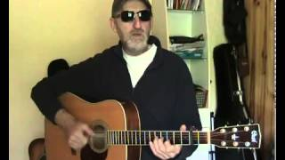 Acoustic Blues Guitar - New Orleans by Jim Bruce