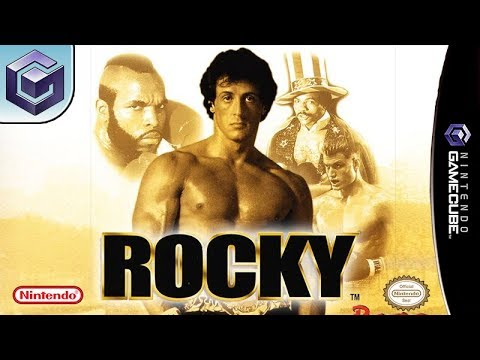 Longplay of Rocky
