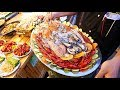 Chinese Street Food - SEAFOOD, INSECTS, NIGHT MARKET FOOD Nanning China