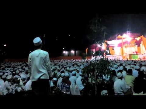 Acara haul Syekh Abdul Qodir Al'jailani(Cibinong).