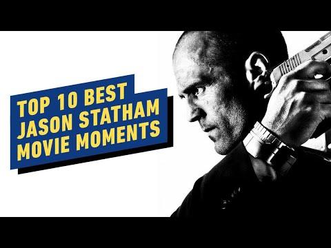 Top 10 Best Jason Statham Movie Moments