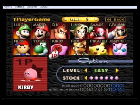 Truco Para Tener Personajes Ocultos En Super Smash Bros
