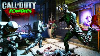 BLACK OPS ZOMBIES - MOON EASTER EGG WITH RANDOMS ON XBOX ONE! BLACK OPS ZOMBIES ON NEXT GEN!
