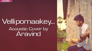 Download Hindi Video Songs - AR Rahman | Vellipomaakey Acoustic Cover By Aravind