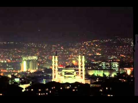 Ankara Kocatepe Camii Yatsi Ezani Hafiz Nurettin Okumus Islami Video Burda Ozel