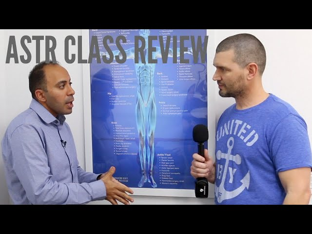 ASTR Course Review (Advanced Soft Tissue Release Review!!!)
