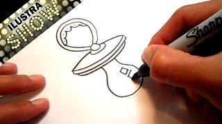 Dibujar Un Chupón Tutorial ILUSTRA SHOW