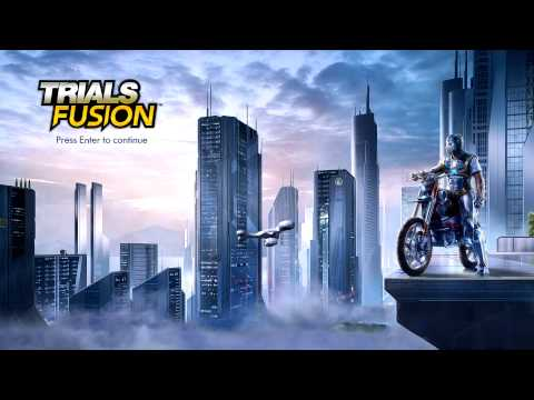 Trials Fusion - Menu Theme - Welcome to the Future [FULL SONG]
