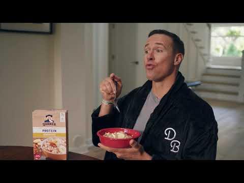 Quaker® and NFL Legends Kick Off Quaker Good Call Challenge to...