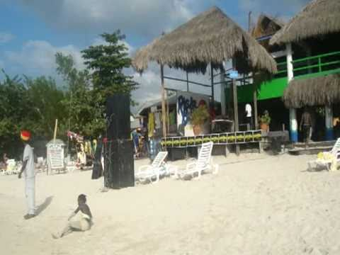 beach negril wife Amateur